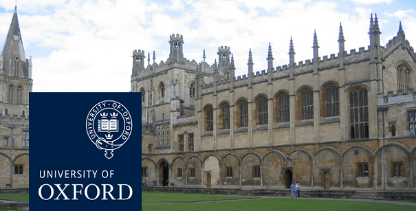 Oxford-Weidenfeld and Hoffmann Scholarships