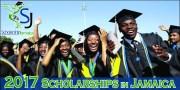 2017 Scholarships in Jamaica