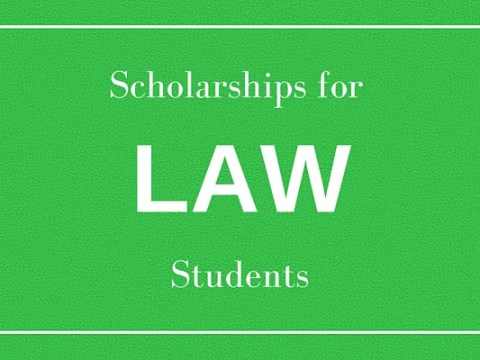 law school scholarships