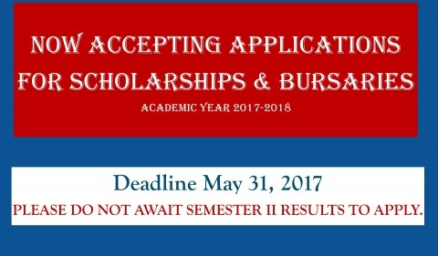 UWI Now accepting applications