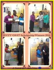IECCU GSAT Scholarships