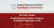 Knight Hennessy Scholars Program