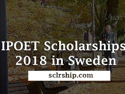IPOET Scholarships