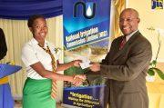 The National Irrigation Commission Awards Scholarships worth $1 Million