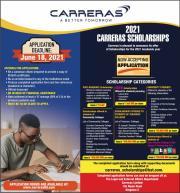 Apply For Your 2021 Carreras Bursaries for Local Universities