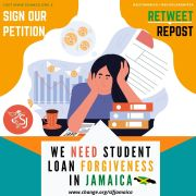 Support the Establishment of a Student Loan Forgiveness Programme in Jamaica