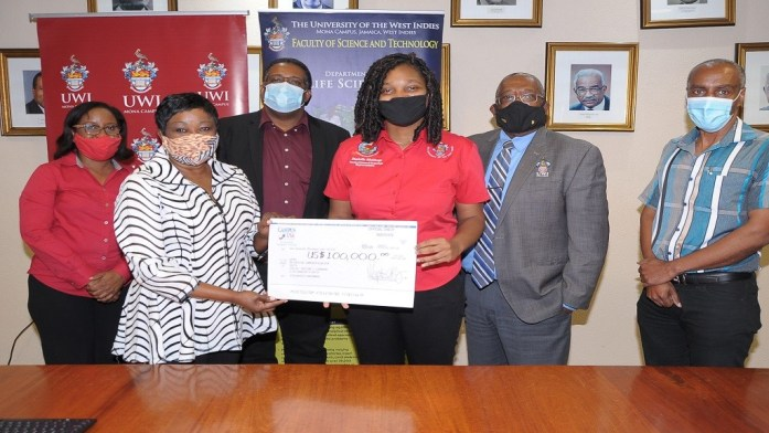 Jamaican Professor donates scholarships as UWI's 2020 Global Giving Campaign continues to receive generous contributions from alumni & partners