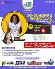 Jamaica Tertiary Education Commission To Host Scholarship Webinar