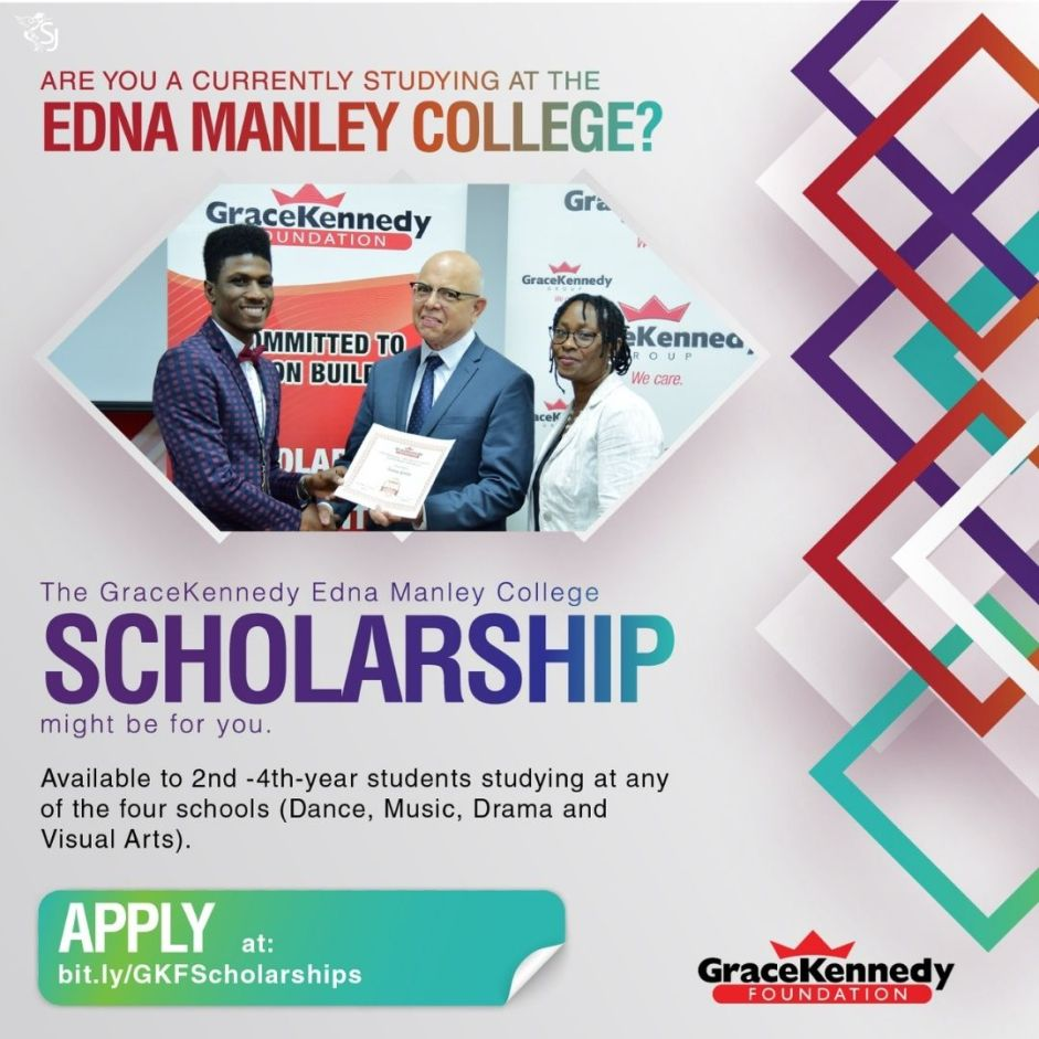 GraceKennedy Foundation offering $21m in scholarships to local university students