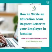 Writing an Education Loan Request Letter to  your Employer
