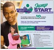 Deadline for SLB Jump-Start Scholarship is September 30, 2021