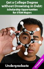 Scholarship Opportunities for STEM Majors