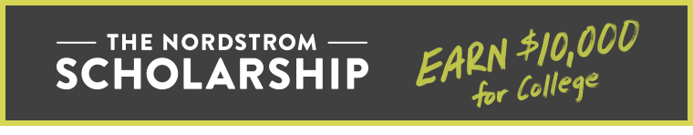 Nordstrom Scholarship Program for students