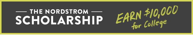 Nordstrom Scholarship Program for students