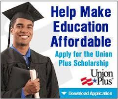 Union Plus Scholarship