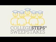 Wells Fargo's CollegeSTEPS Sweepstakes