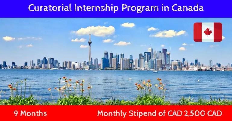 International Internships 2020