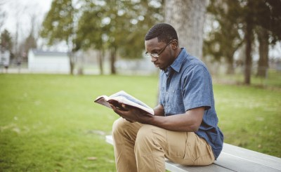 African scholar studying at UEA
