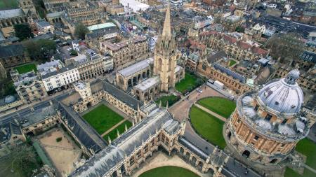 Oxford University for African Scholars