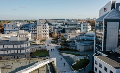 Bournemouth University Campus for International Students