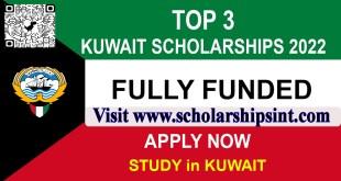 kuwait-scholarships 2022