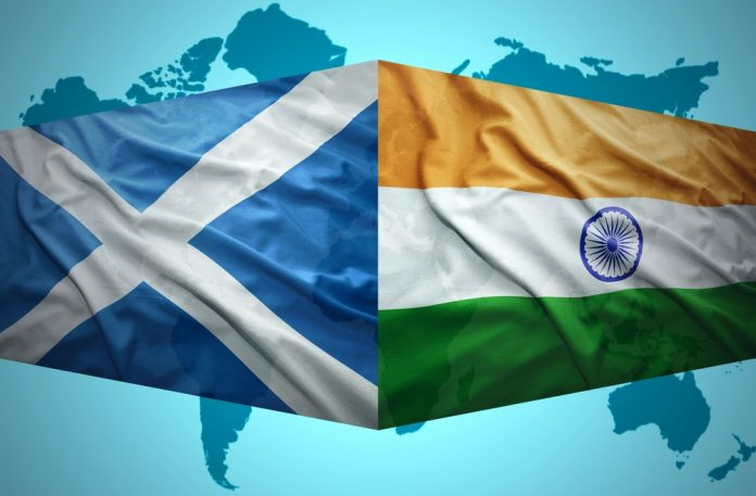 Scotland Welcomes India Scholarship