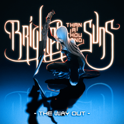 """""""The Way Out"""" by Brighter Than A Thousand Suns, broken, bountiful, and beautiful!"""