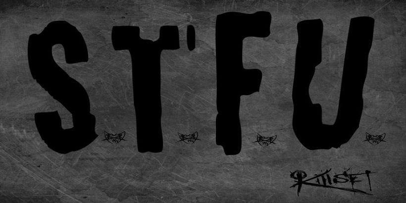 """S.T.F.U."" by KillSET, turning back the clock!"