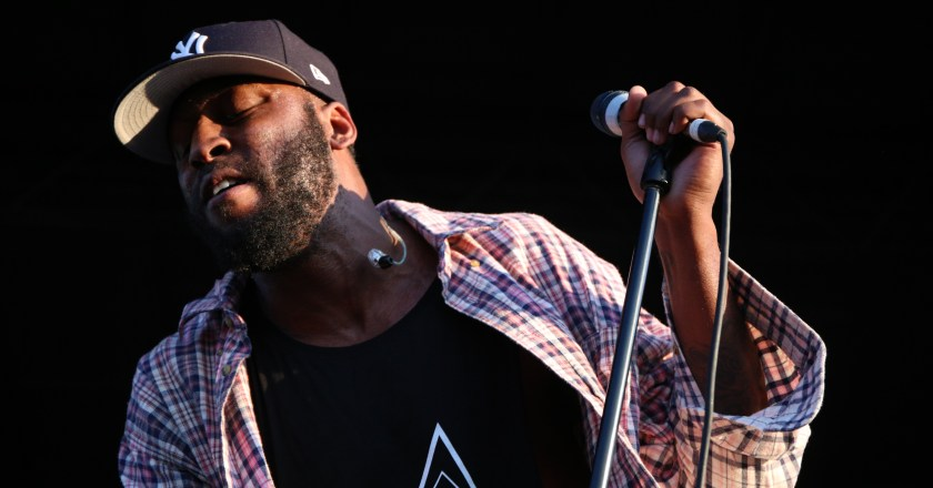 AJ Channer from Fire From The Gods talks police brutality, Chester Bennington and more ahead of passionate performance at the Vans Warped Tour!