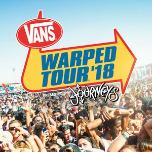 (Concert Review) Vans Warped Tour 2018 at Canterbury Park in Shakopee, Minnesota