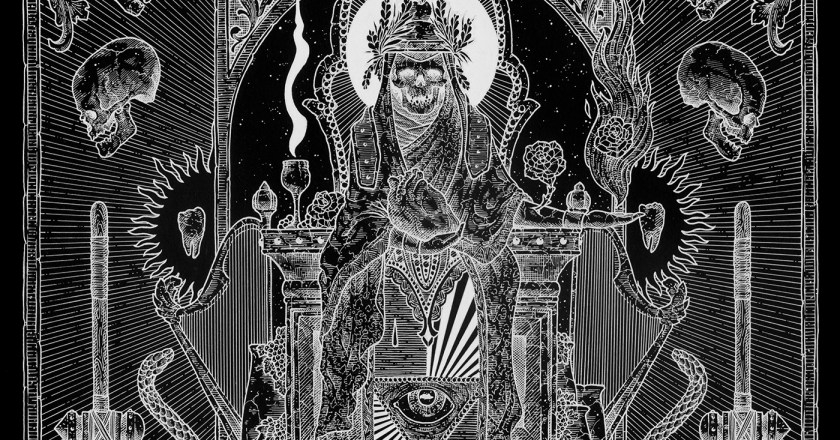 """The Omega"" by Egonaut, doom rock!"