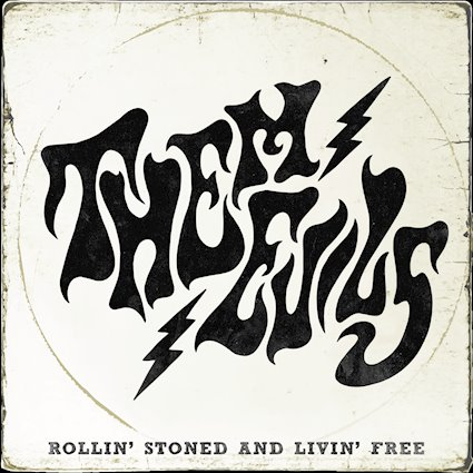 """(EP Review) """"Rollin' Stoned And Livin' Free"""" by Them Evils"""