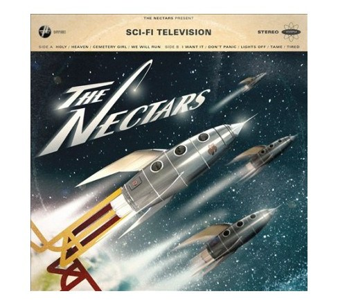 """(Album Review) """"Sci-Fi Television"""" by The Nectars"""