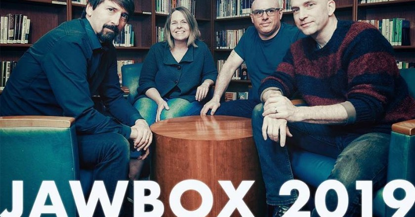 """We Nerd Out Vol. 13:  THE DON'S HIT LIST PODCAST featuring J. Robbins of JAWBOX as They Discuss the Albums """"Grippe"""" and """"Novelty"""" (special guest Keith Eckhart)"""