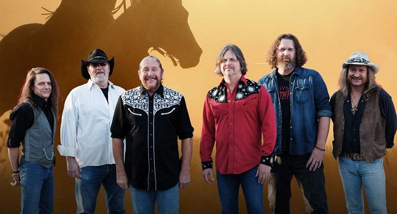 """We Nerd Out Vol. 12:  The Don's Hit List Podcast features THE MARSHALL TUCKER BAND as """"The Don"""" Peruses Through their Catalog!"""