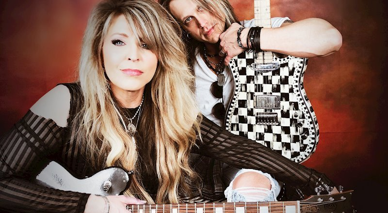 JANET GARDNER (ex-VIXEN) Converses with Mark of Madness To Creation on Total Creative Freedom on her New Material and Why She Left Vixen!