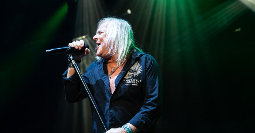 (Concert Review)  URIAH HEEP Live at The Paramount in Huntington, New York (5/14/2019)