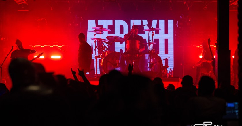 """(Concert Review)  """"20th Anniversary Tour featuring ATREYU"""" Live at Mulcahy's in Wantagh, New York (11/4/2019)"""