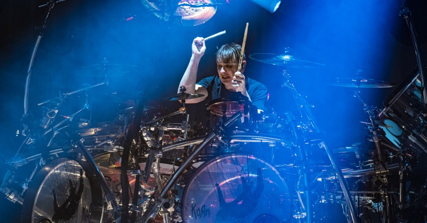 (Mark Dean Interviews):  Madness To Creation Podcast Ep. 26: Ray Luzier of KORN/KXM