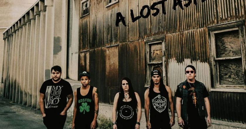 Members of A LOST ASYLUM Converses with Madness To Creation on Salt Lake City Music Scene, Self-Titled Album and Mental Health Awareness!