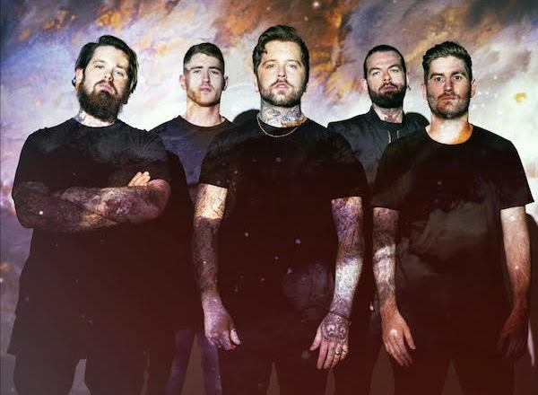 """Daniel Winter Bates of BURY TOMORROW Converses with Madness To Creation on """"Cannibal"""" and Mental Health Awareness!"""