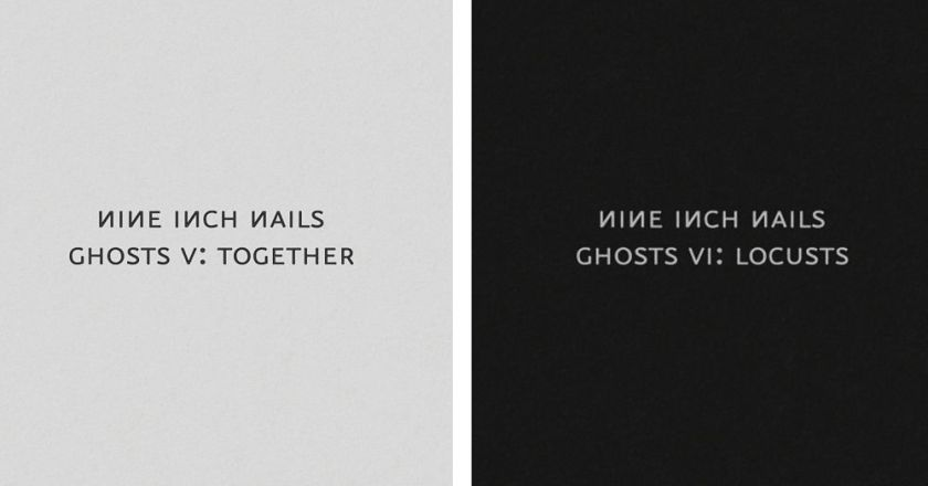 """(Double Album Review)  """"Ghosts V-VI"""" by NINE INCH NAILS"""
