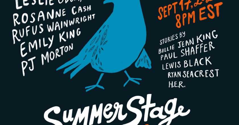 Check Out the SUMMERSTAGE JUBILEE BENEFIT CONCERT This Thursday at 8 PM EST on AXS TV