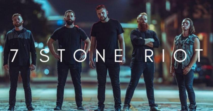 (Mental Health Conversations):  Whit Millsap of 7 STONE RIOT