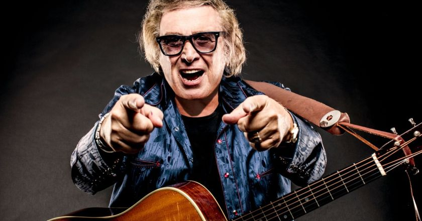(Mark Dean Interviews):  Madness To Creation Podcast Ep. 14:  DON MCLEAN
