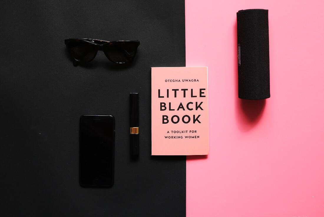 otegha-uwagba-little-black-book-working-woman-schonhalbelf-buchblog-empfehlung-tipp-rezension-frauen
