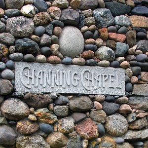 Channing Chapel sign