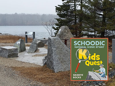 Kid's Quest: Granite Rocks