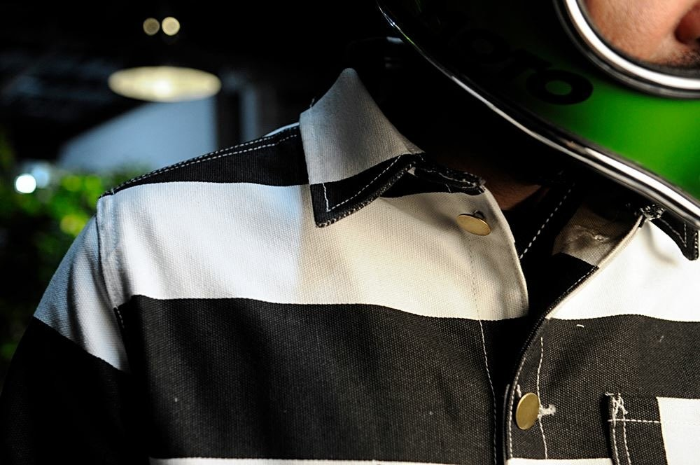 japan style prison jacket