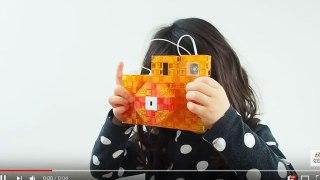【KOOVでLOMOみたいなトイカメラをつくってみた】ゴールデンウィークは子どもとキッズプログラミング(1)